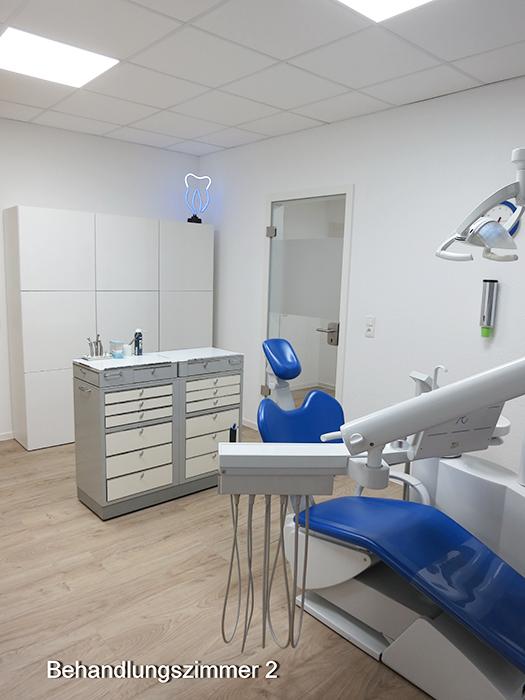 Einrichtung - Zahnarztpraxis Bernd Schleper in 30159 Hannover