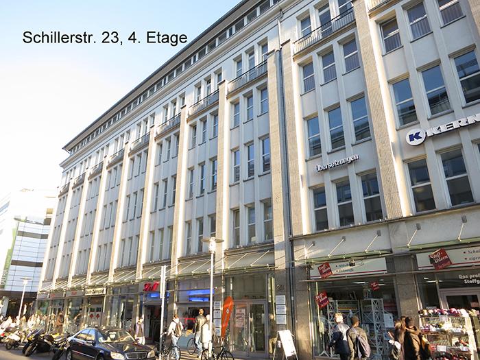 Außenansicht - Zahnarztpraxis Bernd Schleper in 30159 Hannover